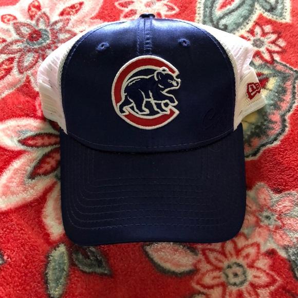 cc88e57eff3 Chicago Cubs baseball hat. M 5afb30255512fd5ebe559051